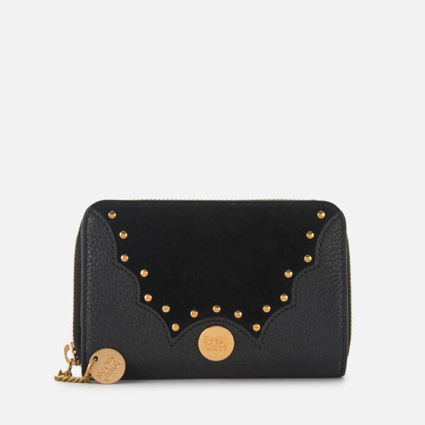See By Chloé Women's Small Wallet - Black