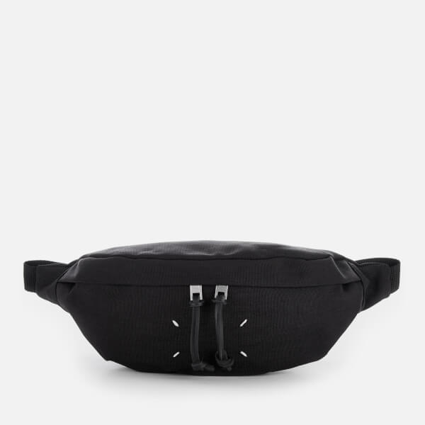 Maison Margiela Men's Nylon Bum Bag - Black