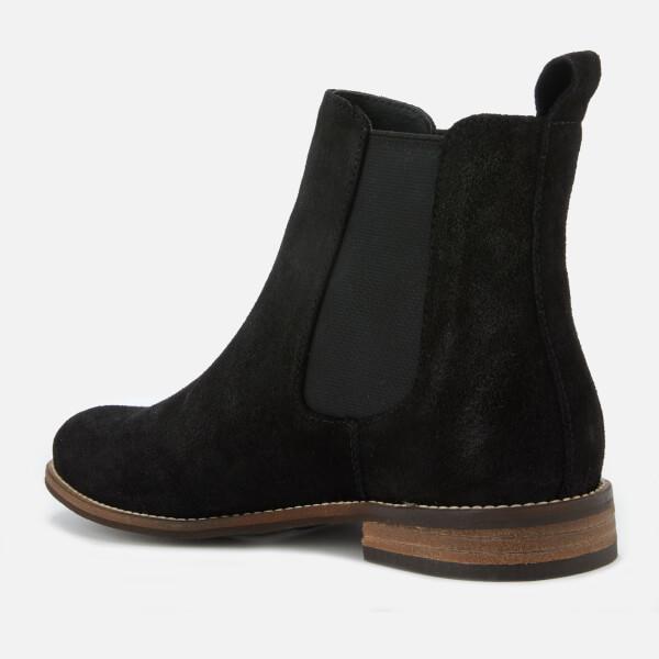 Superdry Women s Millie-Lou Suede Chelsea Boots - Black Suede  Image 2 a0fe4d027e