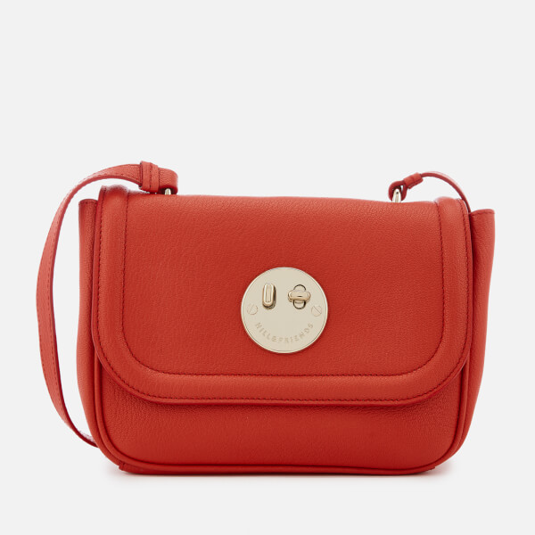 Hill & Friends Women's Happy Bag - Hot Red