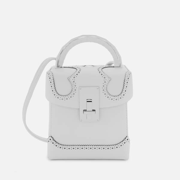 686d43274731 The Volon Women s Great L. Box Alice Bag - White  Image 1