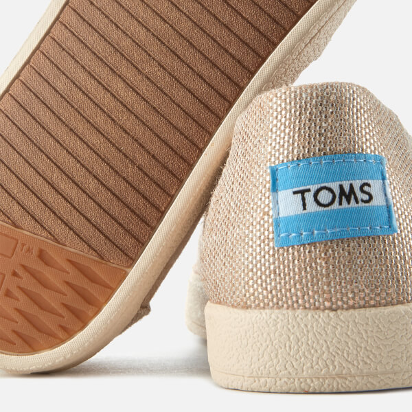 0c4948cfea21 TOMS Women s Avalon Vegan Cupsole Slip-On Pumps - Rose Gold  Image 4