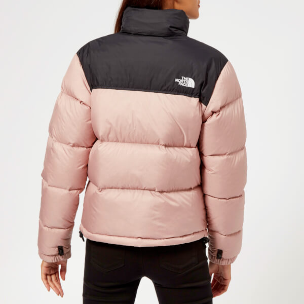 The North Face Women s 1996 Retro Nuptse Jacket - Misty Rose Womens ... 814835b0e8