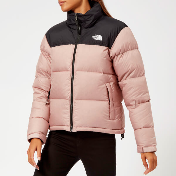 The North Face Women s 1996 Retro Nuptse Jacket - Misty Rose Womens ... 9e2d5395c