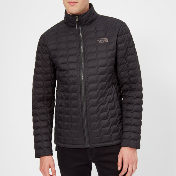 The North Face Men S Thermoball Jacket Tnf Black Matte