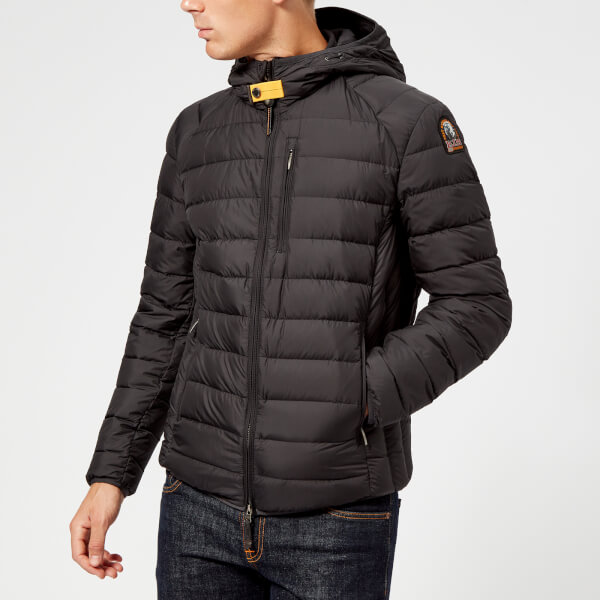 Parajumpers Men's Last Minute Padded Jacket - Black: Image 1