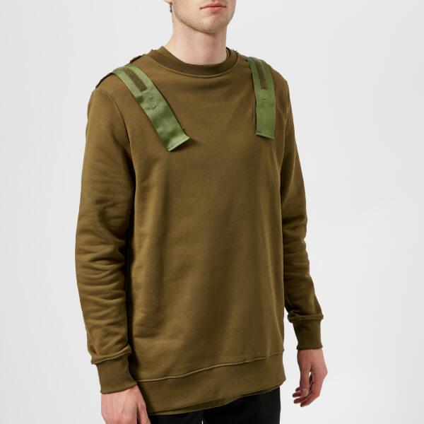 Matthew Miller Men's Adagio Sweatshirt - Olive