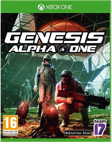 Resultado de imagen de GENESIS ALPHA ONE XBOX