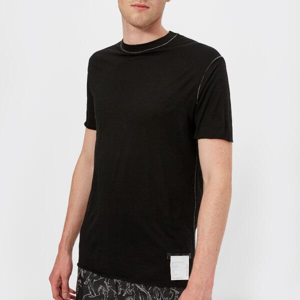 Satisfy Men's Cloud Merino 100 T-Shirt - Black