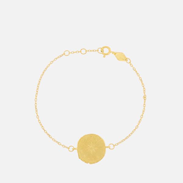 Anni Lu Women's From Paris Bracelet - Gold