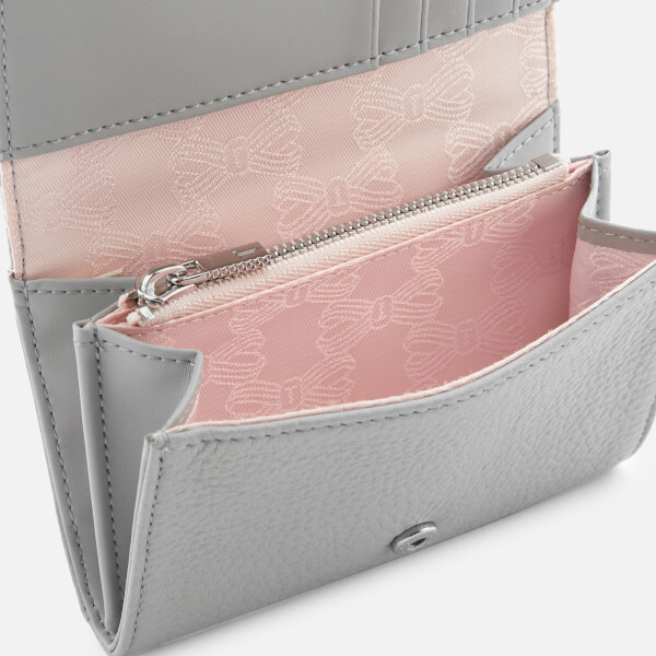 7ecb7de1b2b Ted Baker Women's Elodyy Textured Mini Purse - Grey: Image 4