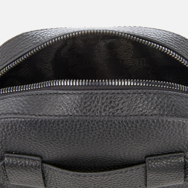 f51c4cc368cdf Ted Baker Women s Madiiee Leather Pom Belt Bag - Black  Image 6