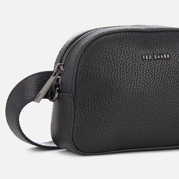 535d904b25bcd Ted Baker Women s Madiiee Leather Pom Belt Bag - Black  Image 4