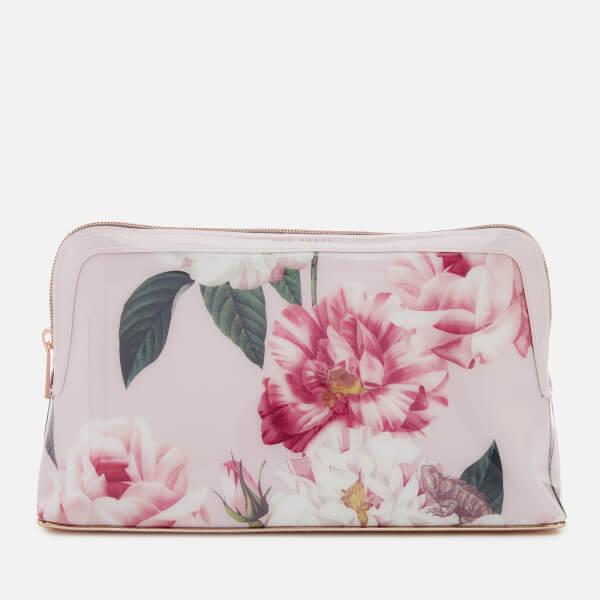 9e5b63dd88b Ted Baker Women's Amana Wash Bag - Light Pink: Image 1