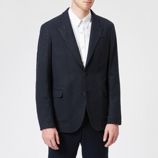 Oliver Spencer Men's Brookes Jacket - Caldwell Navy