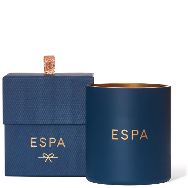 ESPA Ginger and Pink Pepper Candle (410g)