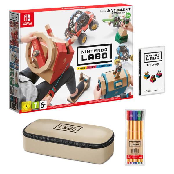 Nintendo Labo Toy-Con: Vehicle Kit