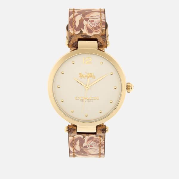 Coach Women's Delancey Slim Watch - Signature