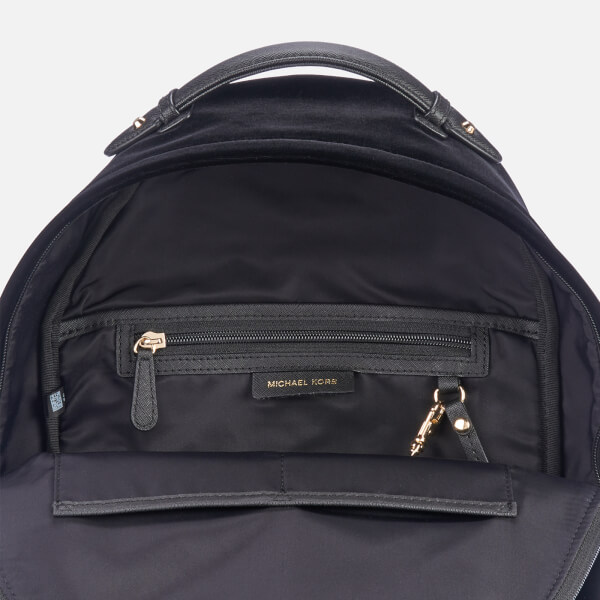 f340c2e43c23 MICHAEL MICHAEL KORS Women's Nylon Kelsey Large Backpack - Black Velvet:  Image 4