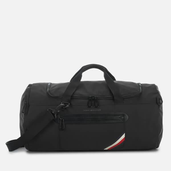 Tommy Hilfiger Men's Easy Nylon Holdall Bag - Black