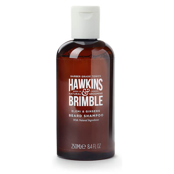 Hawkins & Brimble Natural Beard Shampoo (250ml)