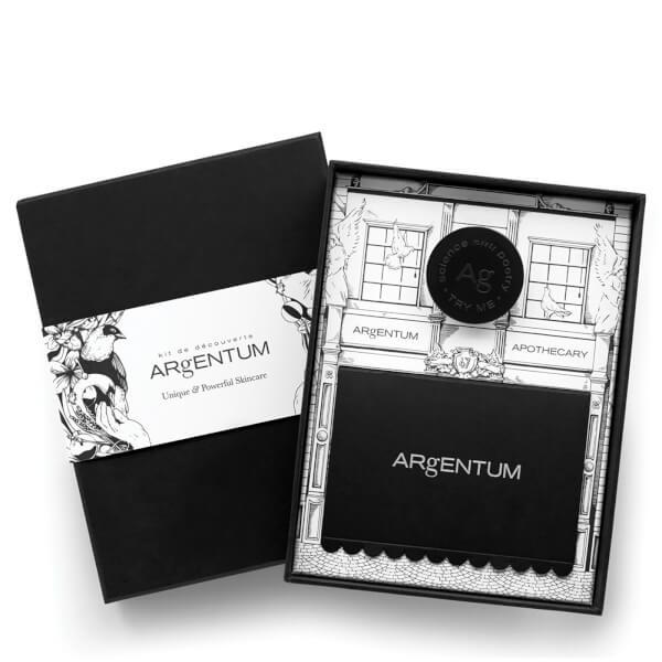 ARgENTUM kit de découverte All-Encompassing Kit for Your Skin (Worth £60.12)