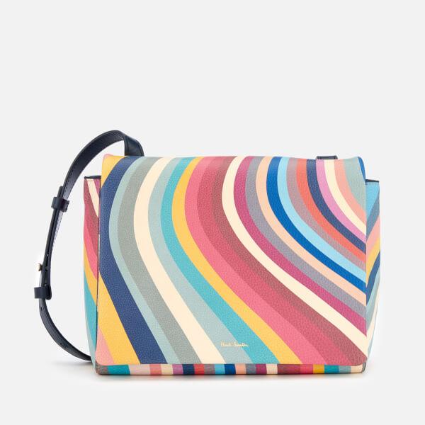 f176396e2062 Paul Smith Women s Swirl Medium Shoulder Bag - Multi  Image 1