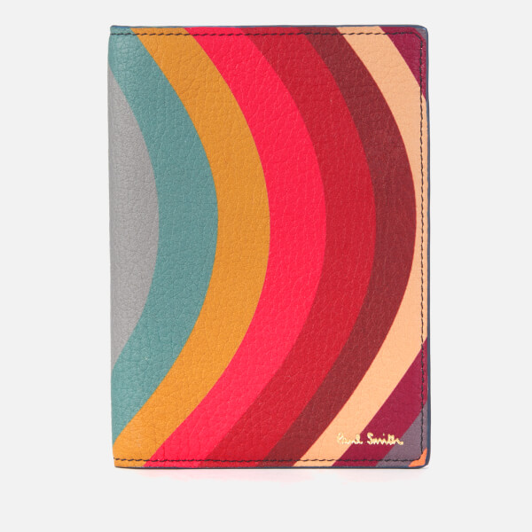 Paul Smith Women's Swirl Passport Holder - Multi