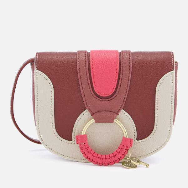 See By Chloé Women's Hana Cross Body Bag - Acerola