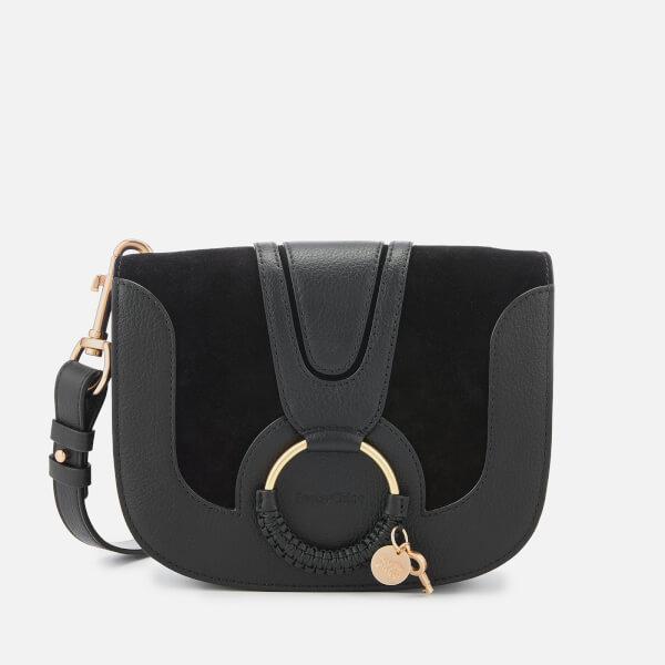 See By Chloé Women's Hana Cross Body Bag - Black