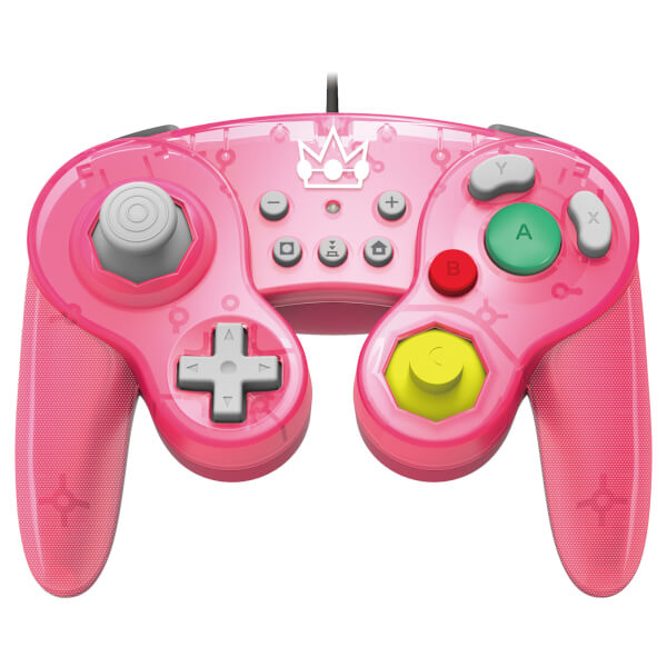 Nintendo Switch Battle Pad - Princess Peach