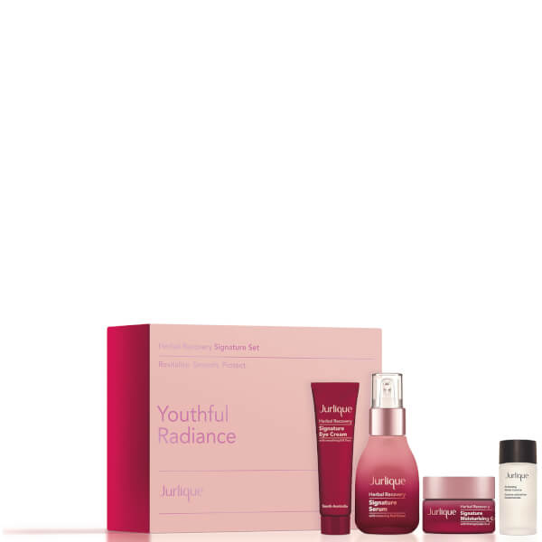 Jurlique Youthful Radiance Herbal Recovery Signature Set (Worth £85.53)
