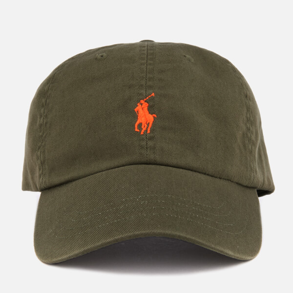 Polo Ralph Lauren Men s Sport Cap - Supply Olive - Free UK Delivery ... a858629157d2