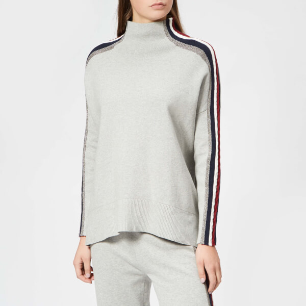 Tommy Hilfiger Women's New Iconic Tarah Jumper - Grey