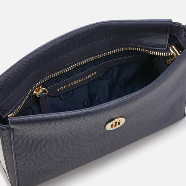 Tommy Hilfiger Women s Effortless Saffiano Crossover Bag - Corporate  Image  5 5f08a3eb4a75