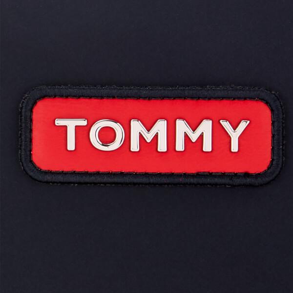 57e94c983d41b Tommy Hilfiger Women's Varsity Nylon Crossover Bag - Corporate: Image 4