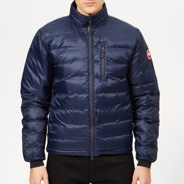 Canada Goose Men's Lodge Jacket - Admiral Blue
