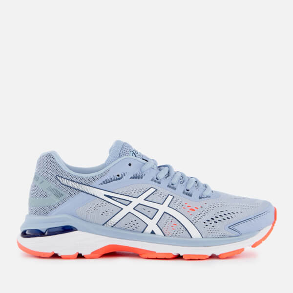 Asics Women s Running GT-2000 7 Trainers - Mist White Sports ... e865a7ed63
