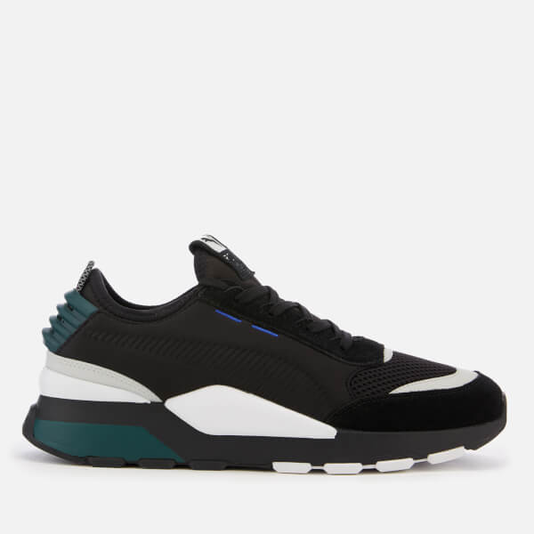 Puma Men's RS-0 Winter INJ Toys Trainers - Puma Black/Ponderosa Pine: