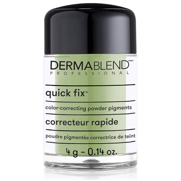 Dermablend Quick Fix Color-Correcting Powder Pigments 4g (Various Shades)