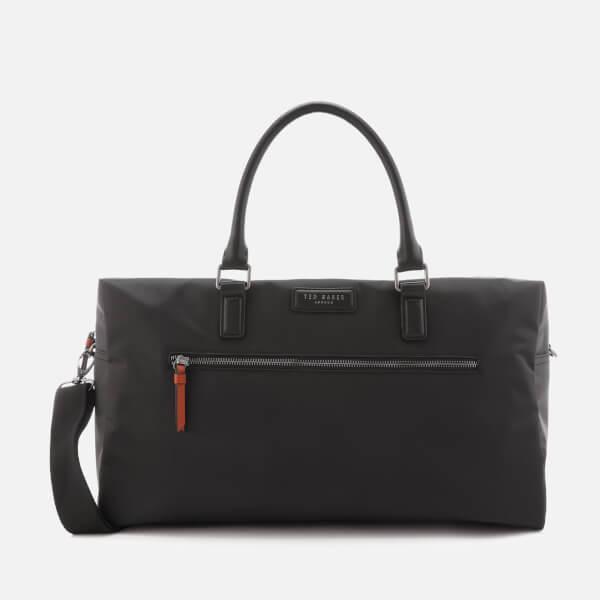 Ted Baker Men's Rokket Satin Nylon Holdall Bag - Black