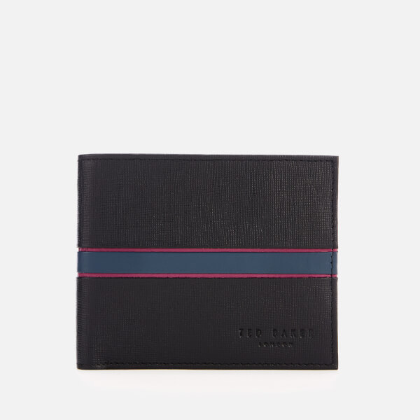 Ted Baker Men's Musta Bifold Wallet - Black