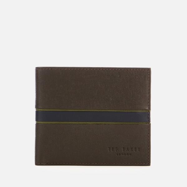 Ted Baker Men's Musta Bifold Wallet - Chocolate
