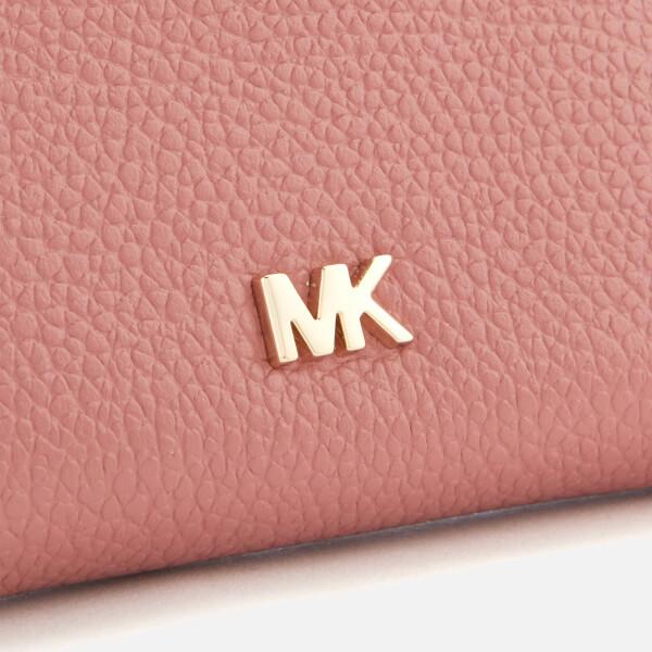 03feb694813ba MICHAEL MICHAEL KORS Women s Money Pieces Coin Card Case - Rose  Image 4
