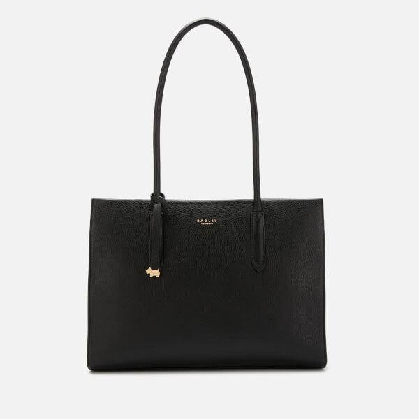 Radley Women's Arlington Court Large Workbag Zip Top Bag - Black