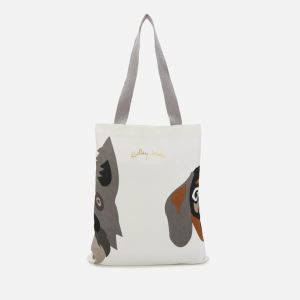 Radley Women's Daschaund Medium Tote Bag - Natural