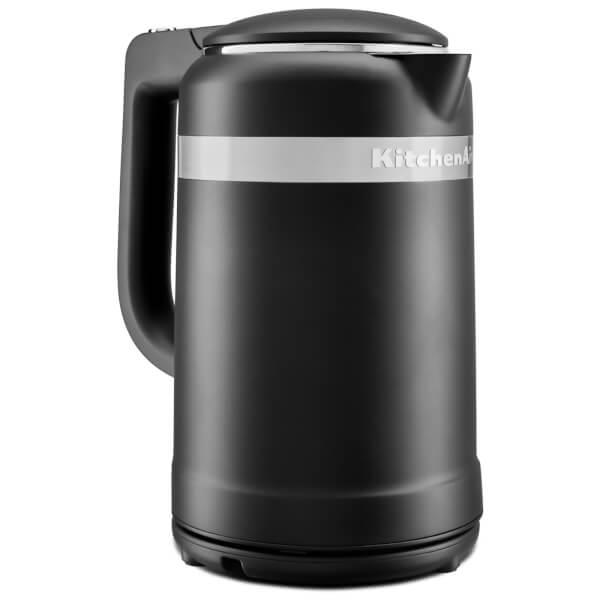 KitchenAid 5KEK1565BBM 1.5L Design Jug Kettle - Matte Black