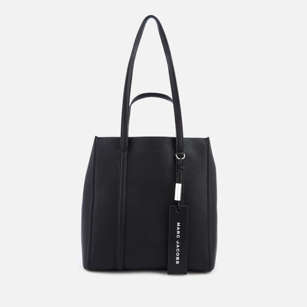 7a979a941c5f Marc Jacobs Women s The Tag Tote 27 Bag - Black  Image 1