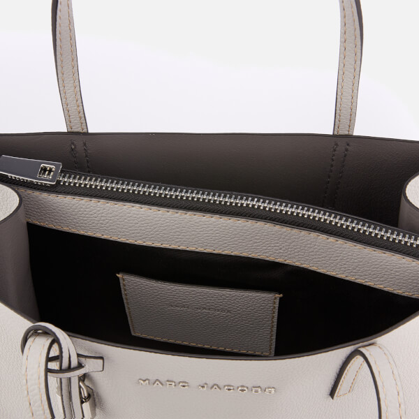 f60f868b7e91 Marc Jacobs Women s The Grind Tote Bag Ghost Grey