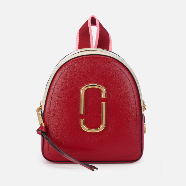 Marc Jacobs Women's Mini Pack Shot Bag - Red Multi